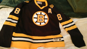 Cam Neely Official NHL Boston jersey