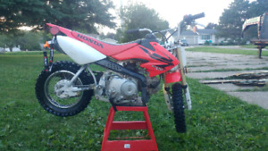 Reduced 2007 crf 50
