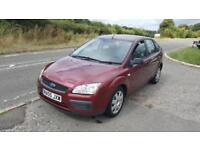 2005 Ford Focus 1.6 LX 5dr