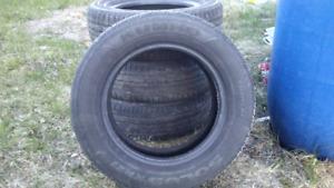 4 Tire 14 pouce. 80$