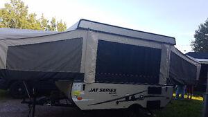 New Jay Series Sport Tent Trailer