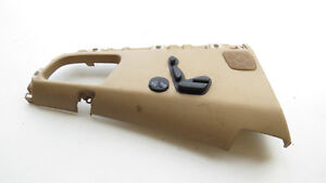 Mercedes S Class 2000-2006 Rear Left Driver Seat Control Switch