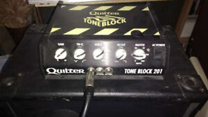 QUILTER TONE BLOCK 201 + 1X12 H.KOLBE CAB