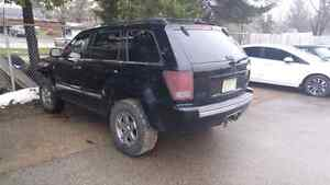 Jeep Grand Cherokee Limited 2006 all parts being sold Cambridge Kitchener Area image 4