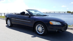 Chrysler Sebring Convertible LIMITED