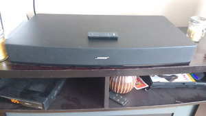 Bose sound bar- brand new condition