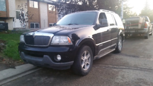 2001 Lincoln Aviator