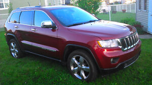 Aubaine! 2012 Jeep Grand Cherokee Limited VUS