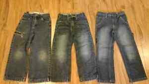 Lot de 6 jeans garçon 6 ans