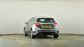 2017 MERCEDES A-CLASS A180d AMG Line Executive 5dr Hatchback diesel Manual