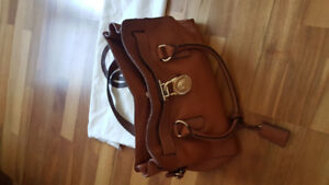 MICHAEL KORS - Hamilton leather bag in very good condition