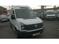 Volkswagen Crafter 2.0TDi 109PS CR35 MWB Refrigerated Van