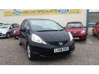 2009 (59) Honda Jazz 1.4 16v i-VTEC ES BLACK * IDEAL FAMILY CAR *