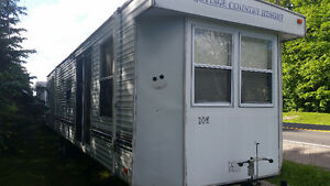 2004 39ft Cottage Country Resort $6500 (Handyman Special)