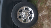 2014 gmc all terrain rims and tires