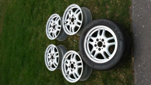 "BMW 3 Series 320 325 328 330 M3 16"" Alloy Rims"