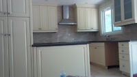 Best offer - Practically new kitchen and granite countertop