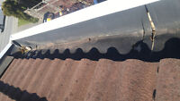 ACCENT BUILD  IN GUTTERS EXPERTS......
