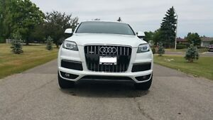 2013 Audi Q7 V6 TURBO SPORT SUV (LOW KM AND LOW SELLING PRICE!!!