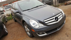 2010 Mercedes-Benz R350 3.0L Diesel Fully loaded