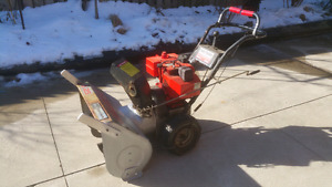 Snowblower 8H.P. 25 Inch