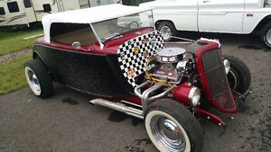 WANTED TO BUY OLD HOT ROD / MUSCLE CAR