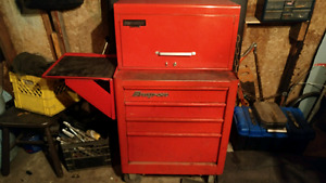 Snap-on/International toolboxes