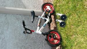 Vélo enfant Flash Mcqueen