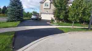 Oil Base Driveway Sealer Kitchener / Waterloo Kitchener Area image 1