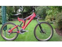 £450 Ono Specialized big hit custom built