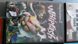 PS2 Whiplash