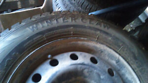 Winter Claw Extreme Grip Tires Prince George British Columbia image 2
