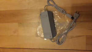 New Wii power adapter