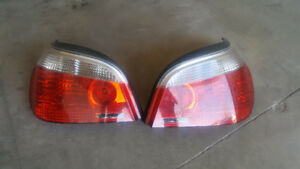 BMW 5 SERIES TAIL LIGHTS