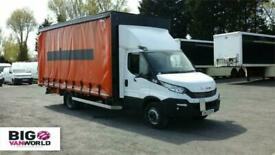 2017 IVECO DAILY 70C18 CURTAINSIDER WITH TAIL LIFT CURTAIN SIDE DIESEL
