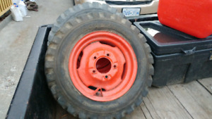 Small Skid Steer Tires
