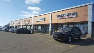 Rental &Office space for lease   Champlain St Dieppe in high tra