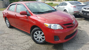 2011 Toyota Corolla CE Sedan - POWER GROUP! CERTIFIED! Kitchener / Waterloo Kitchener Area image 7