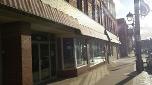 Commercial Space downtown New Glasgow - Wheelchair Accessible