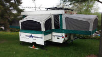 Schomberg - 6 person camper for rent