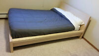 IKEA Malm bed frame - full size