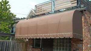 14 Feet Long Commercial Type Awning