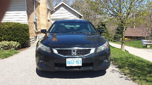 2008 Honda Accord EX-L Coupe V6