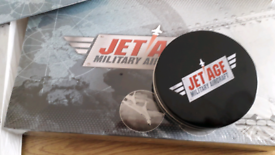 Jet age military aircraft