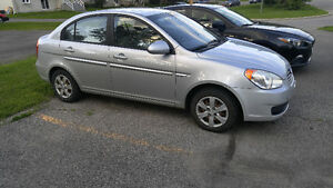 2009 Hyundai Accent GL Berline