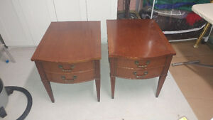 knechtel End Tables