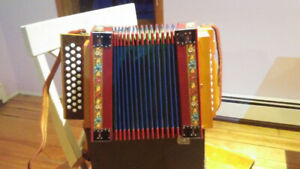 Original Swiss Accordion in B