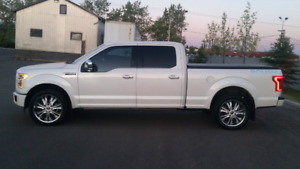 2016 F150 Platinum Roush