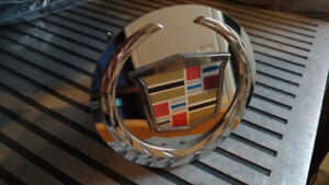"""Cadillac New Logo Chrome 2"""" Tow Hitch Cover"""