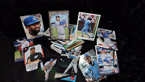 100 Different Toronto Blue Jay Baseball Cards